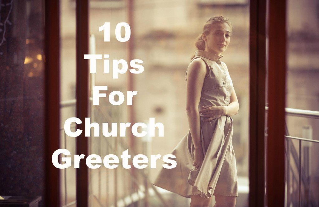 Church Greeter Tips