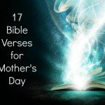 Mothers Day Scriptures