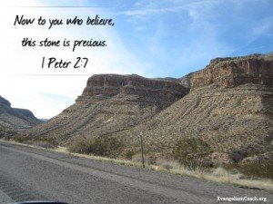 Jesus the Precious Cornerstone