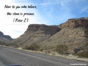 Jesus the Precious Cornerstone
