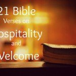 Bible Verses on Hospitality