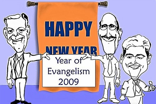 Year Of Evangelism