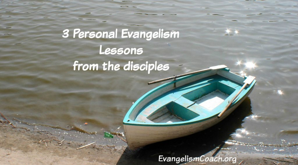 Disciples Row Boat