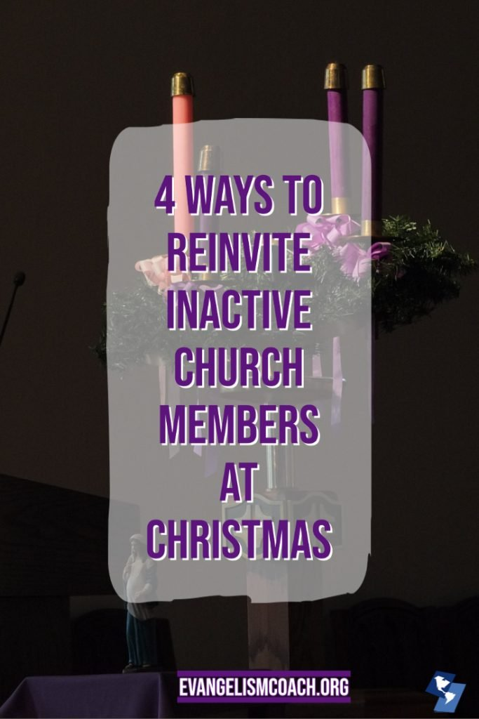 4 ways to re-invite inactive church members at Christmas