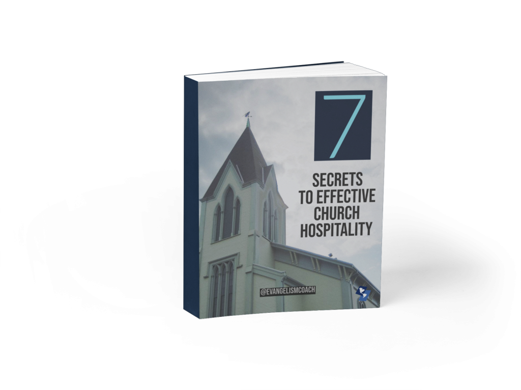 PDF Download 7 Secrets to Effective Church Hospitality