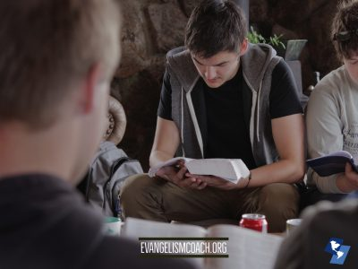 Small Group Bible Study Congregational Evangelism