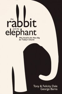 Rabbit and the Elephant Tony Felicity Dale