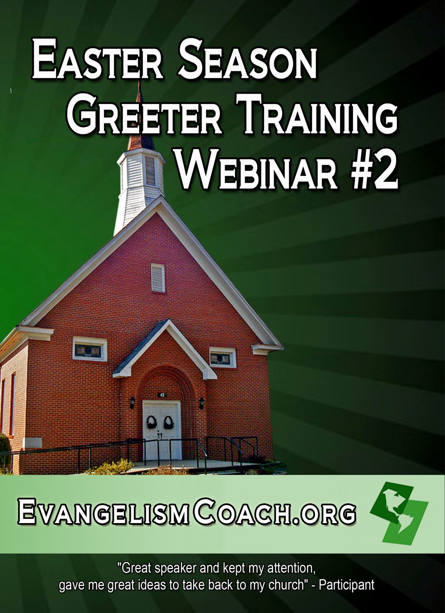 Church Greeter Training Webinar