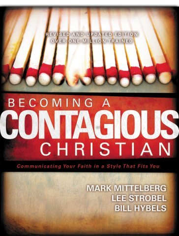 Becoming a Contagious Christian Cover