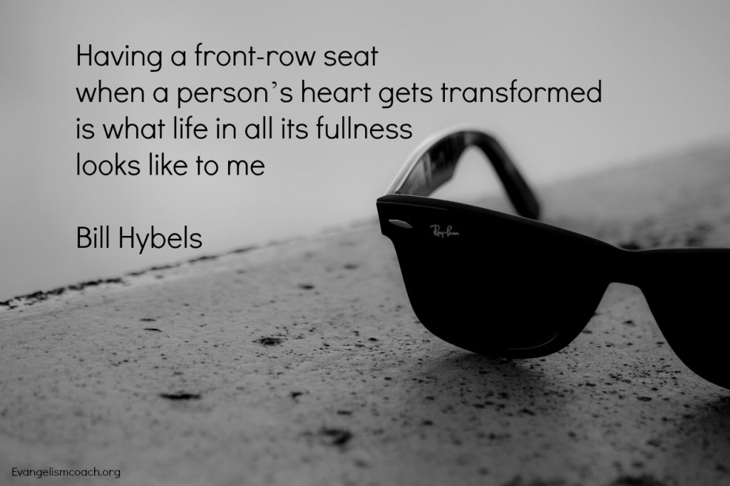 Quote by Bill Hybels