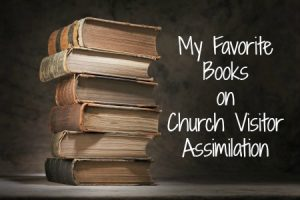 Church Visitor Assimilation Book