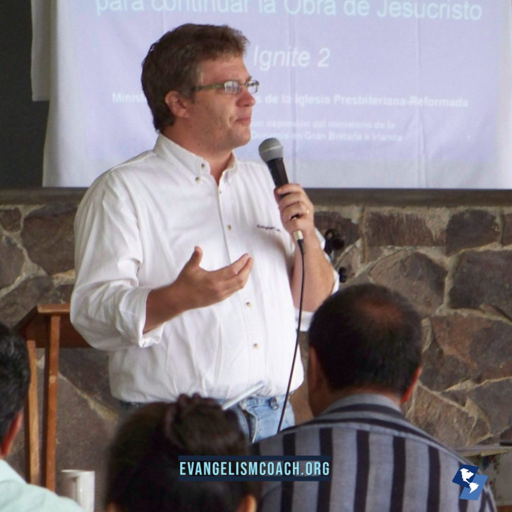 Chris Teaches on Evangelism