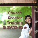 Church Greeter Training DVD Set