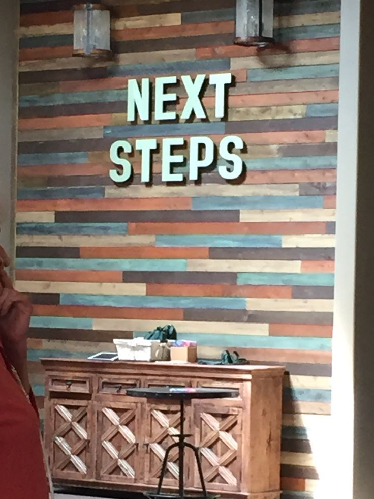 Next Steps Church Welcome Center