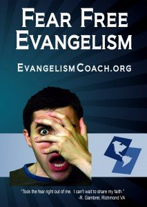 Fear Free Evangelism Seminar front cover