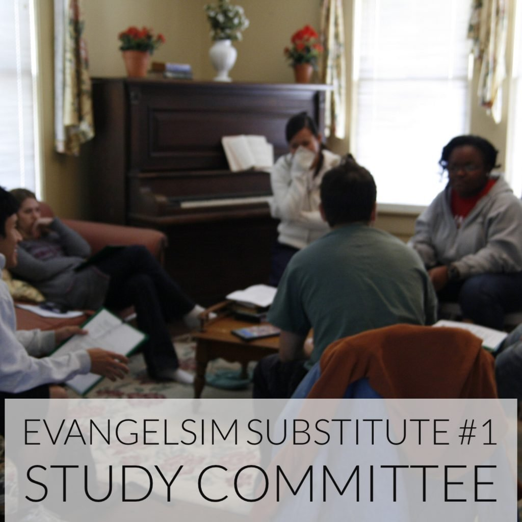 Many church leaders have allowed other programming to replace the work of personal evangelism. Its an evangelism substitute. Do you do these?