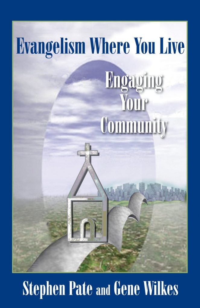 Book Cover - Evangelism Where You Live