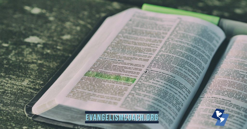 Open Bible, Every Evangelistic Encounter in the Book of Acts