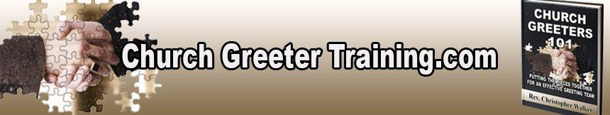 Greeter header