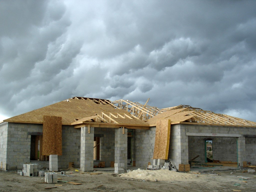 HouseUnderConstruction