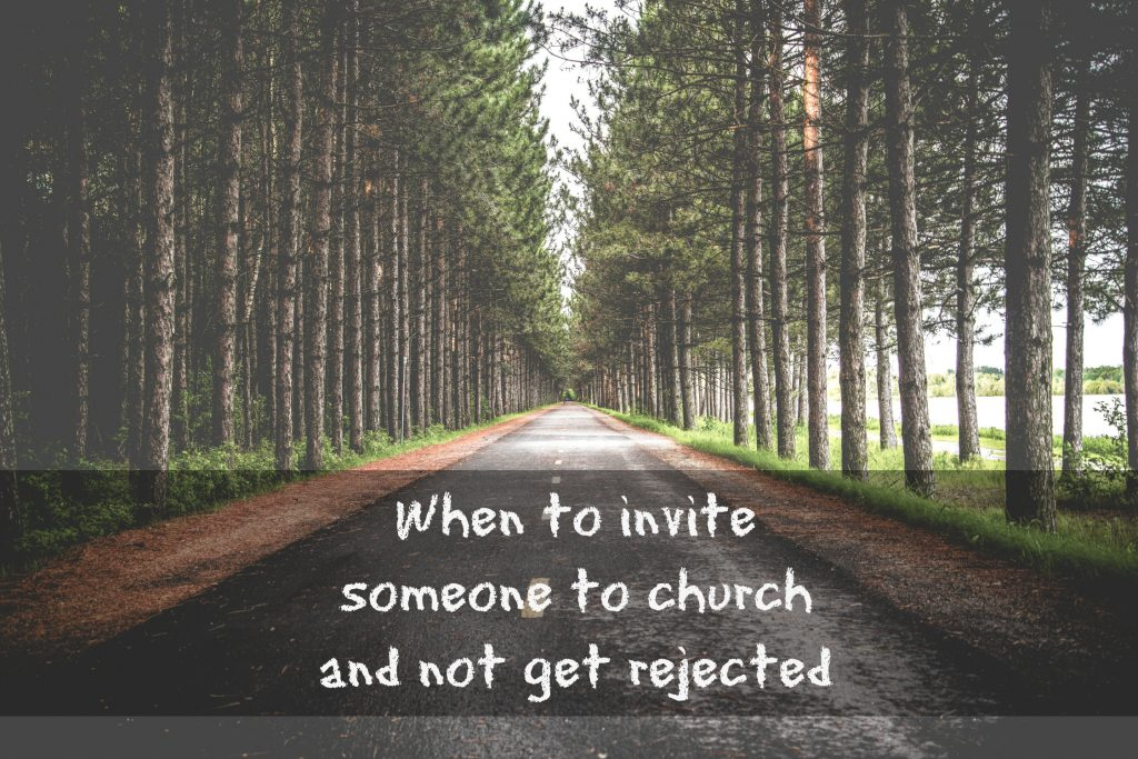 Invite Someone to Your Church