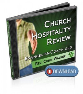 Review Church Hospitality MP3