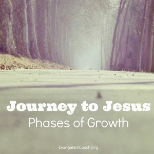 Your journey to faith in Jesus goes through various phases. Learn to identify these phases to see them in others