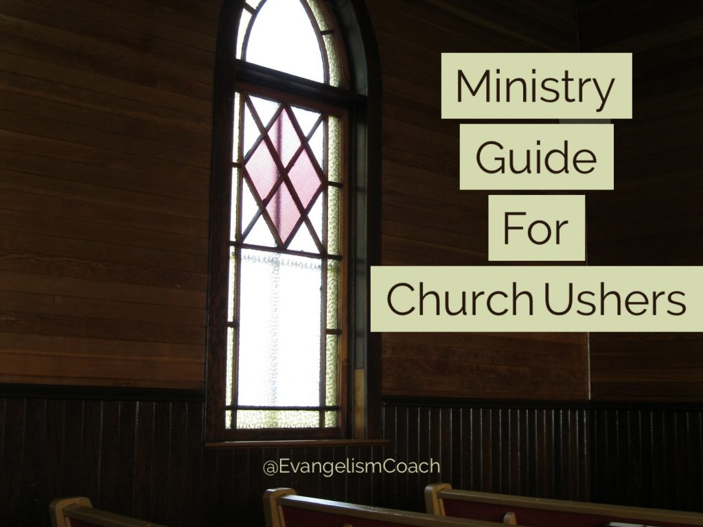 An in-depth guide for ministry of church ushers