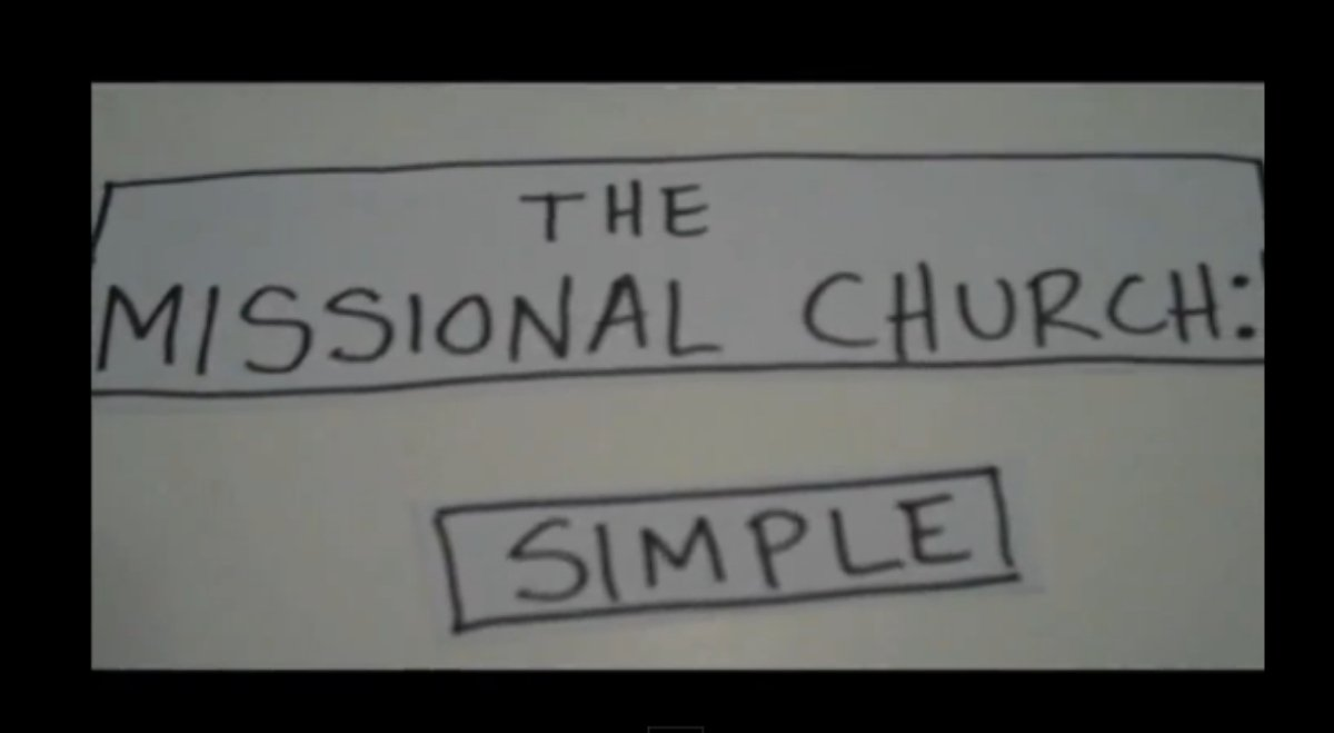 What is the missional church