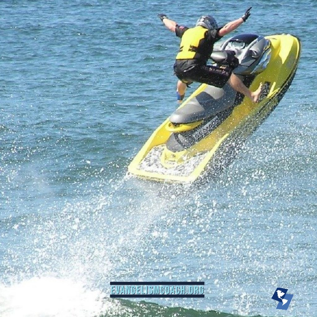 Airborne Jetski - Propelled to Share the Gospel