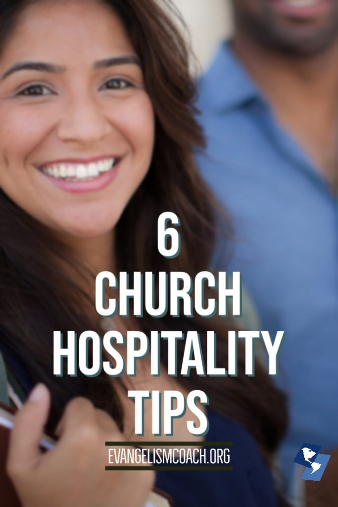 6 Hints for Welcoming Church Visitors