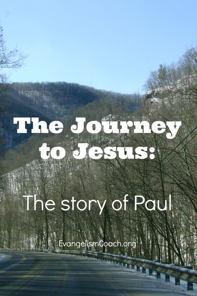 The Journey to Faith of the Apostle Paul