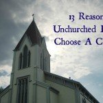 Why unchurched people choose a church