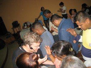 Minsitry in Power of the Spirit