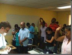 Praying for the Holy Spirit Empowerment