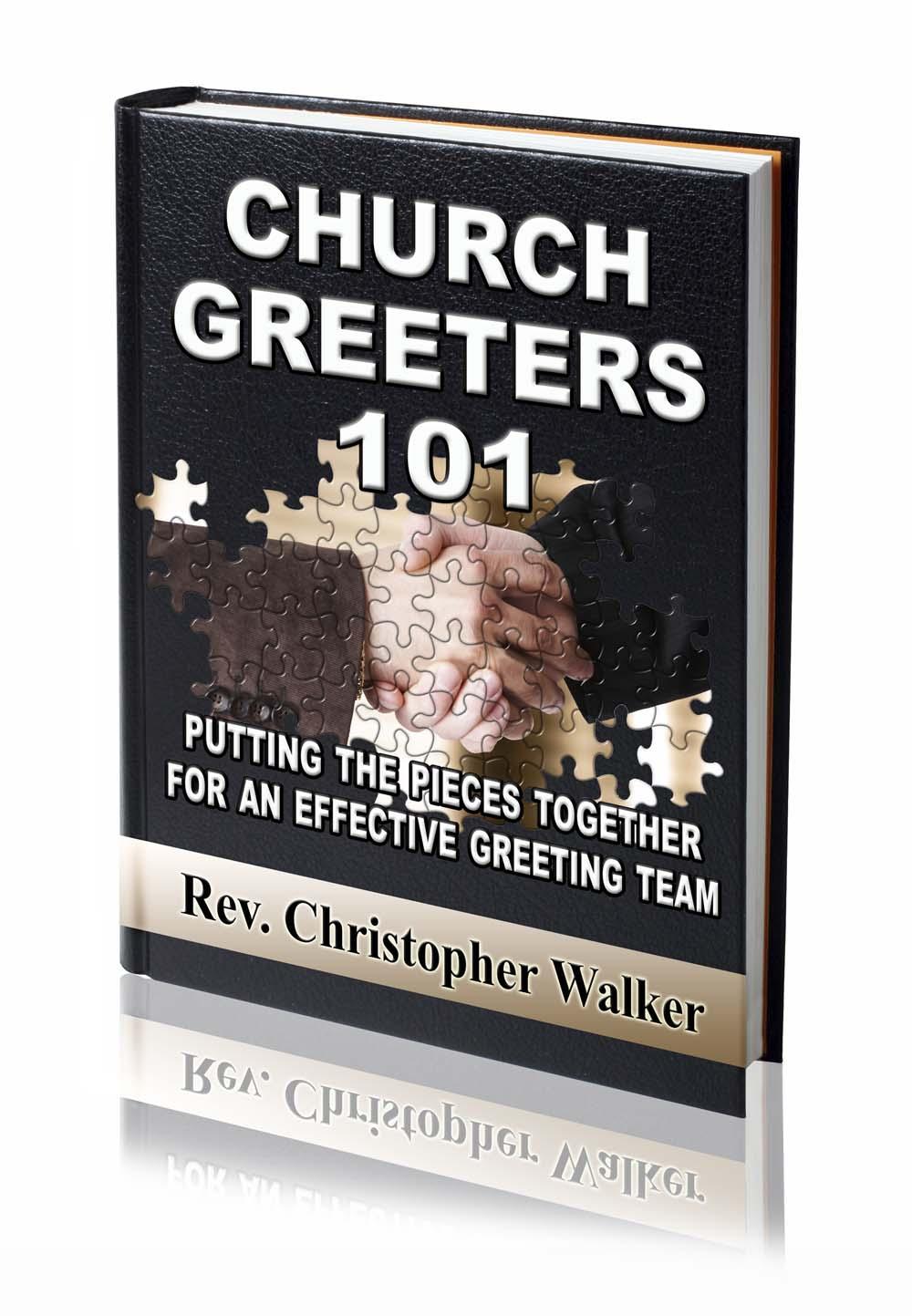 Ebook on Church Greeters