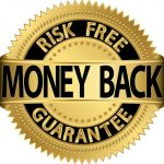 Risk Free Money Back Guarantee Badge