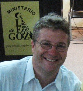 Evangelism Trainer Chris Walker