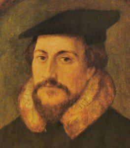 Did John Calvin have a heart for evangelism?