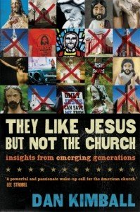 They Like Jesus But Not The Church – A Review