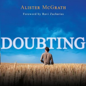 Book Cover of McGrath's Book - Doubting