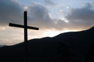 Cross from Black Mountain