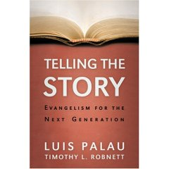 Telling the Story by Luis Palau Book Cover