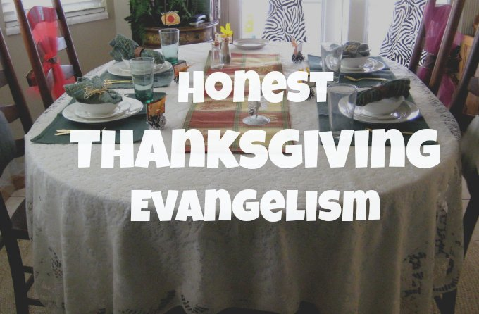 Evangelism at Thanksgiving