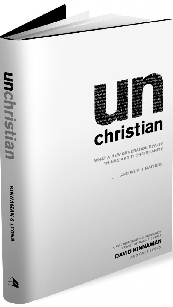 Book Cover for UnChristian