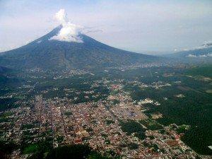valle de pancho y antigua guatemala